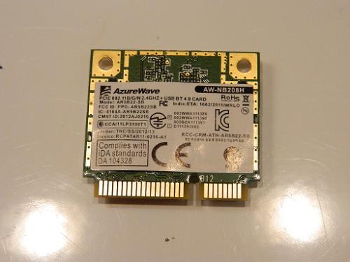Carte Wifi Pc Portable.Carte Wifi Pour Asus E403s Piece Detachee D Occasion Pour