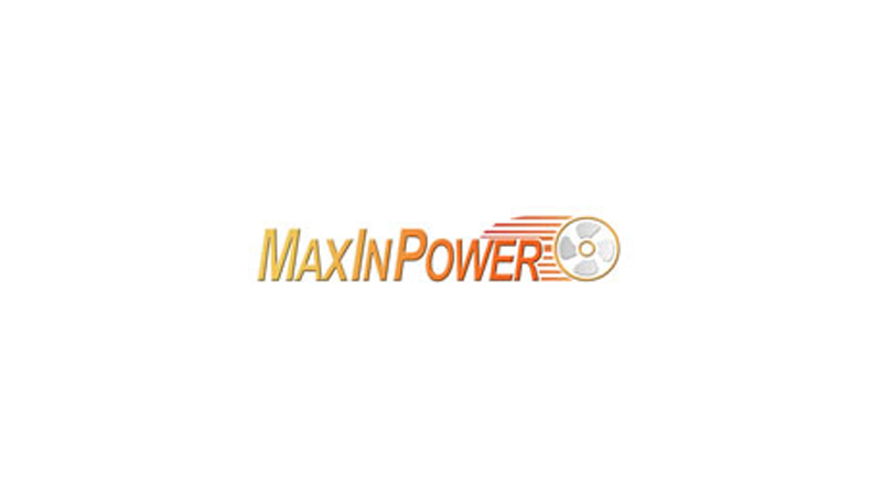 logo MaxinPower